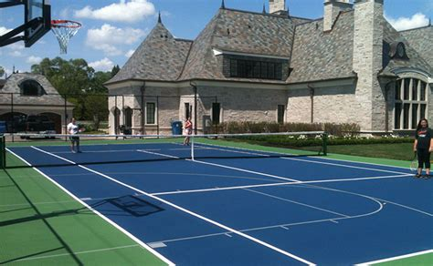 residential tennis courts sport court midwest