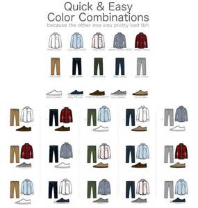 and easy colors 45 infographics that will make a fashion expert