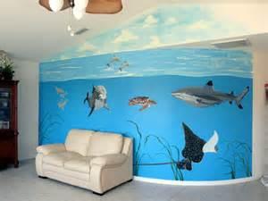 fish wall mural fish murals