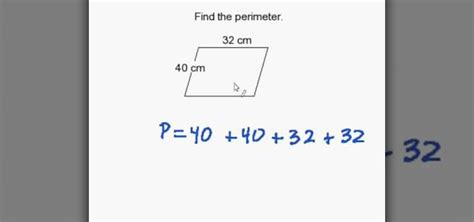 how to calculate perimeter calculate the perimeter family feud