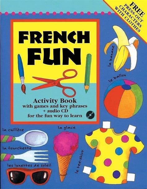 fun with little ones book review me on the map french fun cd and book pack