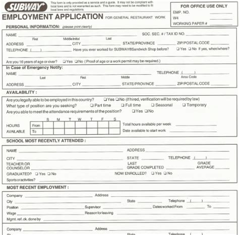 printable job application for big lots mcdonalds job application pdf jvwithmenow com