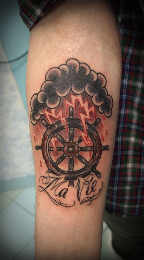 30 navy tattoos which will make you go sailing