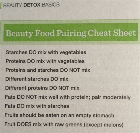 Snyder Detox Basics by Best 25 Food Combining Ideas On Food