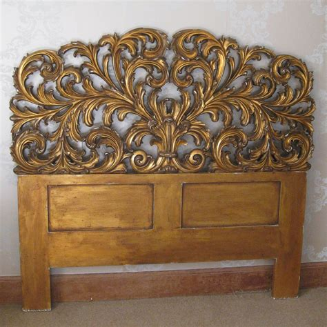 rococo headboards upholstered and french headboards french bedroom company