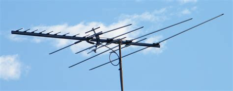 household antennas around the home