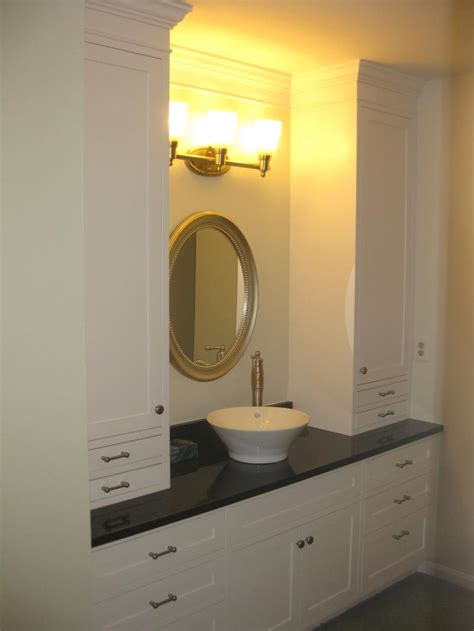 custom built bathroom vanity units creative bathroom