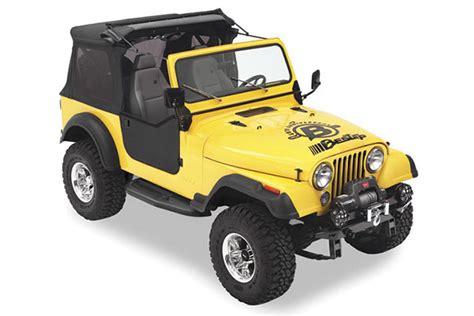 Jeep Sunrider Soft Top Bestop Sunrider Jeep Soft Top Free Shipping