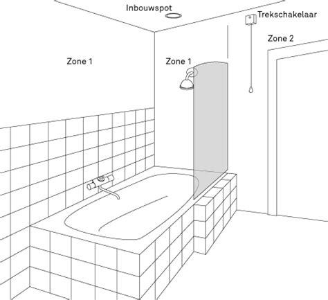 Hoogte Stopcontacten Bouwbesluit by Regels Voor Elektriciteit In Badkamer Karwei