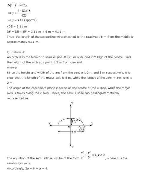 conic sections pdf ncert solutions for class 11th maths chapter 11 conic