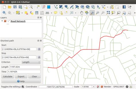 qgis pgrouting tutorial python create network from shapefile without arcgis
