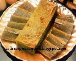 membuat kue engkak ketan resep kue engkak ketan khas palembang asli kue nusantara