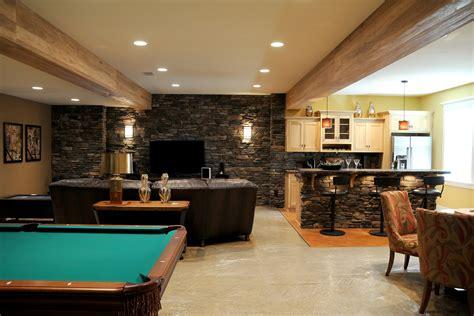 basement remodel denver green accents for living room