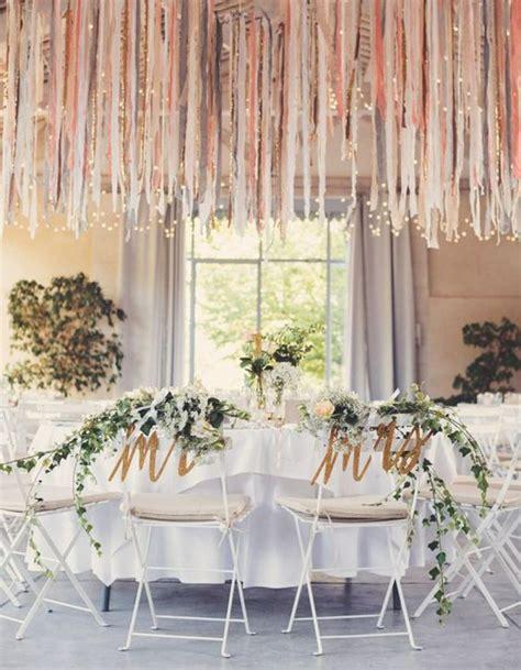 decoration de mariage d 233 co de mariage on dit oui 224 ces 50 id 233 es trouv 233 es sur