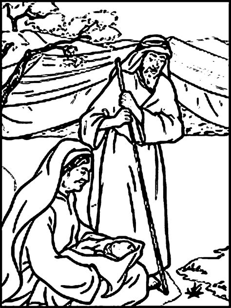 coloring sheets for abraham and sarah coloring pages sarah and abraham coloring home