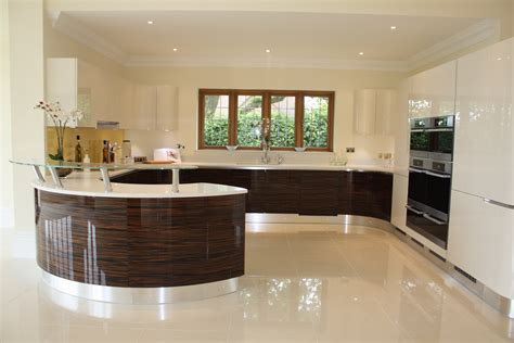 gloss kitchens ideas high gloss and macassar effect design matters