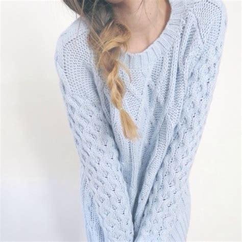 pattern sweaters tumblr sweater light blue pastel pastel blue pastel sweater