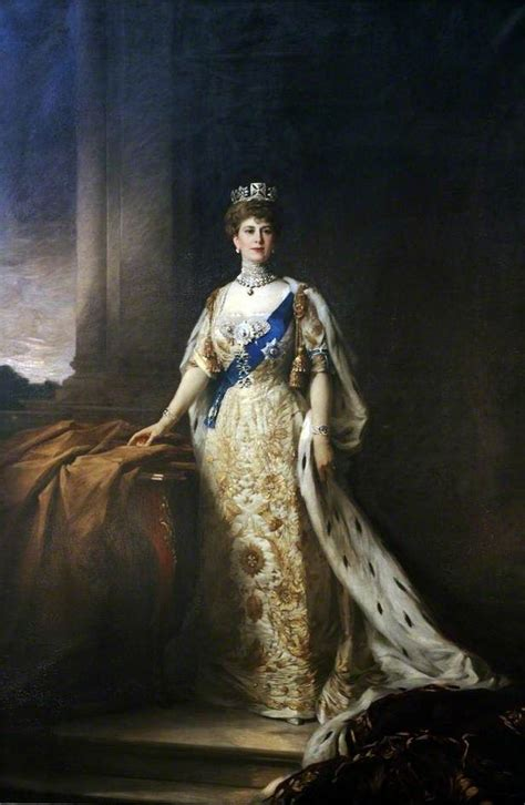 alan walker queen mary sir samuel henry william llewellyn gcvo pra 1858 1941