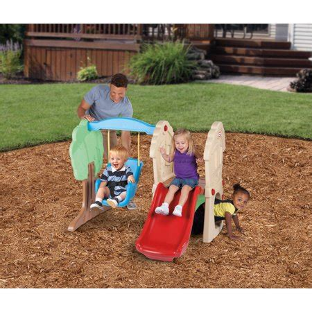 tike swing and slide tikes swing set kamisco