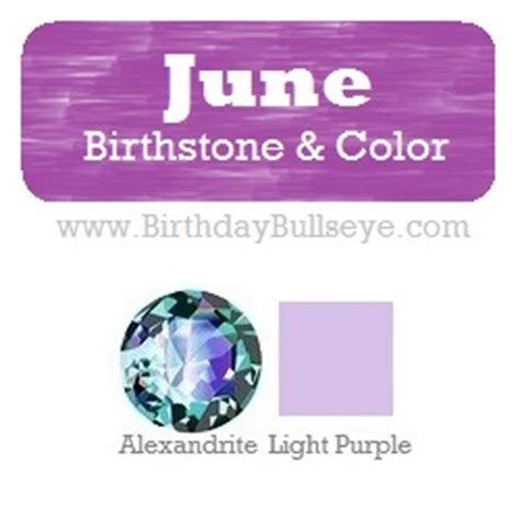 what color birthstone is june june birthstone color based on a that shouldn t count