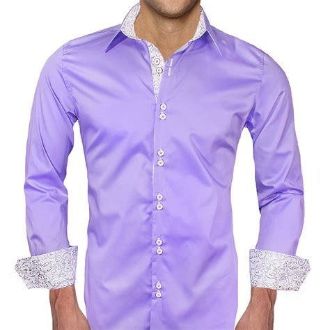 White Purple Dress purple white dress shirts