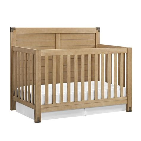 Rustic Convertible Crib 4 In 1 Convertible Crib In Rustic Da7323b4