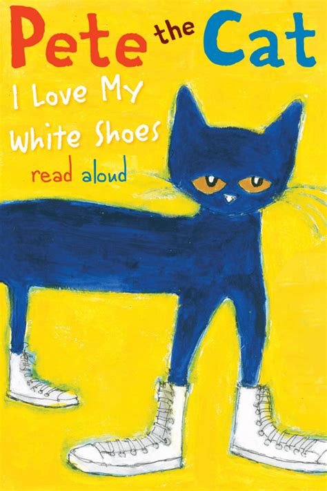 pete the cat sneakers pete the cat white shoes color activity prekautism
