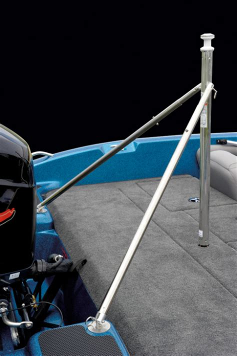 ski boat pole ski pole for pontoon boat bing images
