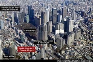 Home Construction Plans 3 200 unit apartment building for nishi shinjuku japan