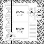 8x8 Calendar Templates 17 best images about 8x8 layouts on scrapbook