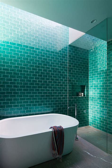 turquoise tile bathroom 17 best ideas about sea green bathrooms on pinterest
