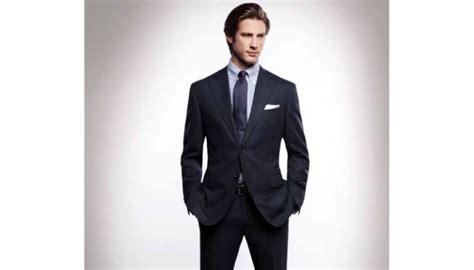 Jas Resmi Pria bahan wol paling pas untuk setelan jas resmi pria gaya