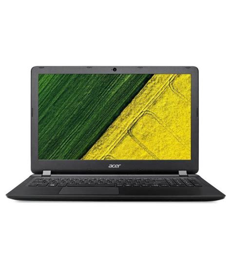 Notebook Acer Ram 4gb acer aspire es1 523 20vb notebook amd apu e1 4gb ram 500gb hdd 39 62cm 15 6 windows 10