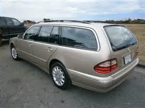 2000 Mercedes E320 Mpg 2000 Mercedes E320 4matic Wagon Forward Auto Gallery