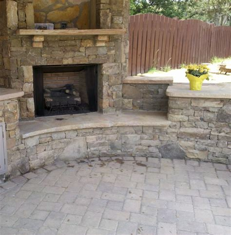 kitchen fireplace houzz fireplace with kitchen transitional patio atlanta