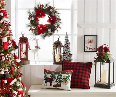 navidad decoracion de interiores fachadas  casas