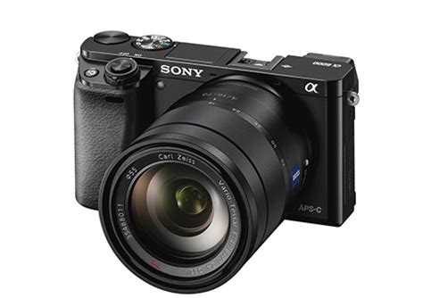 sony alpha 6000 review
