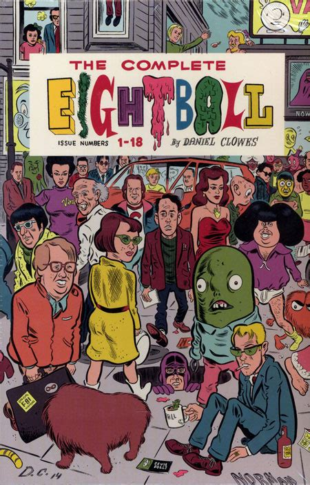 the complete eightball 1 18 complete eightball hc box set issues 1 18 res mr c 0 discount comic book service