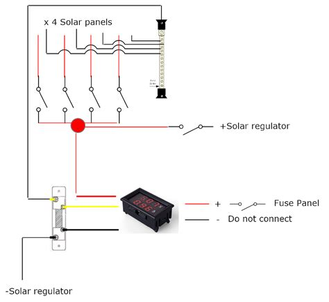 cing solar panel wiring diagram 28 images how to wire