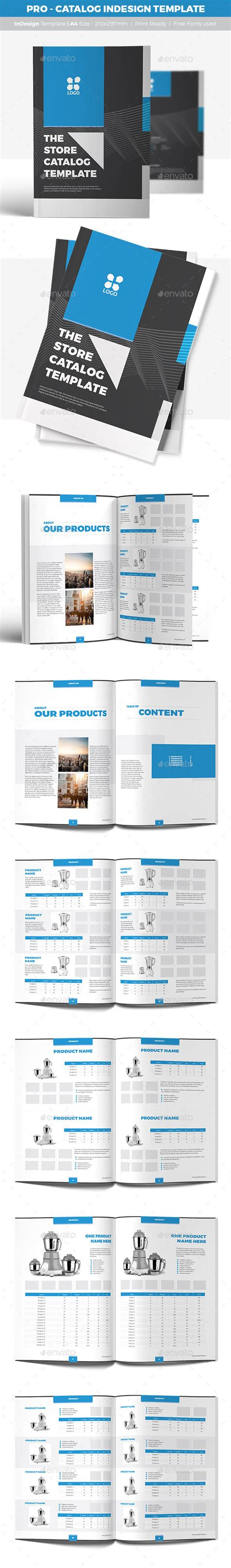 professional indesign templates pro catalog indesign template by s designers graphicriver
