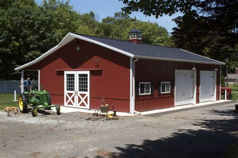 3820   Morton Buildings   Garden sheds   Pinterest   Red