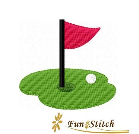 embroidery design golf golf machine embroidery design instant download