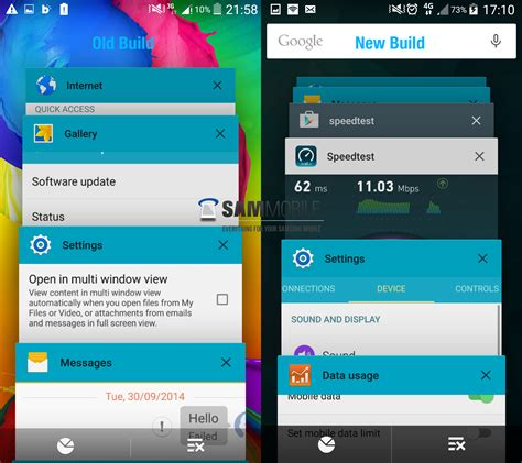 new update for android exclusive samsung s progress with android lollipop update for the galaxy s5 sammobile