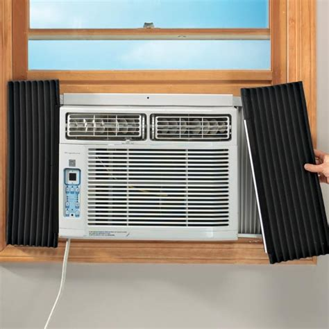 Ac Air Curtain frigidaire window air conditioner casement window air lowe