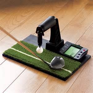 Golf Simulator Swing Groover Orvis