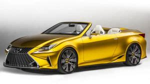 lexus is 350c prices, reviews and new model information