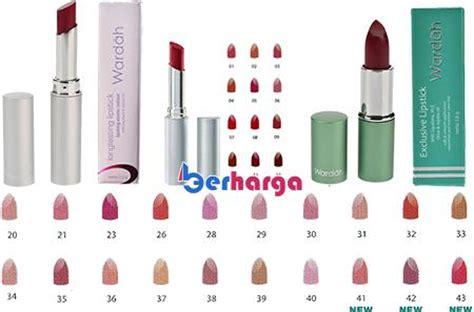Harga Lipstik Matte Merk Wardah daftar harga lipstik wardah matte warna terbaru 2018