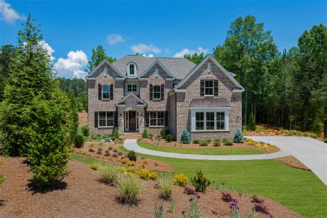 ryland homes atlanta opens new model home in manorview