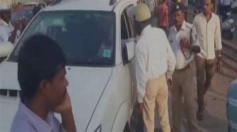 Hit The Thrice by B Luru Shoots Husband Thrice In Car Chases Him As