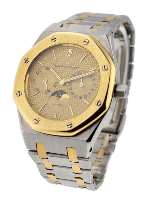 Audemars Piguet Royal Oak Premium 2 25594sa oo 0789sa ch audemars piguet royal oak day date 2 tone essential watches